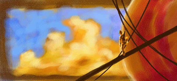 The Wind Runner - Steampunkish
